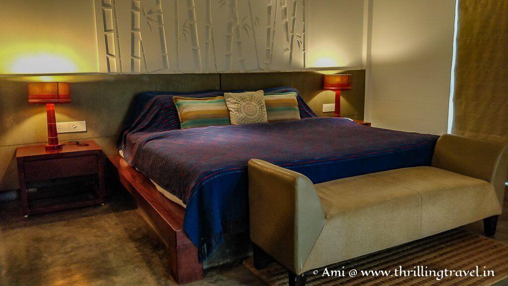 My Kabini stay at Kaav Safari Lodge