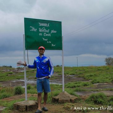 A Rainy Adventure: The Best Places to visit in Cherrapunji (Sohra)