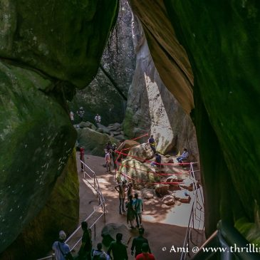 Back to the Neolithic Age with Edakkal Caves Wayanad