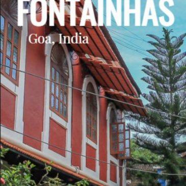 The colors of Fontainhas, Goa