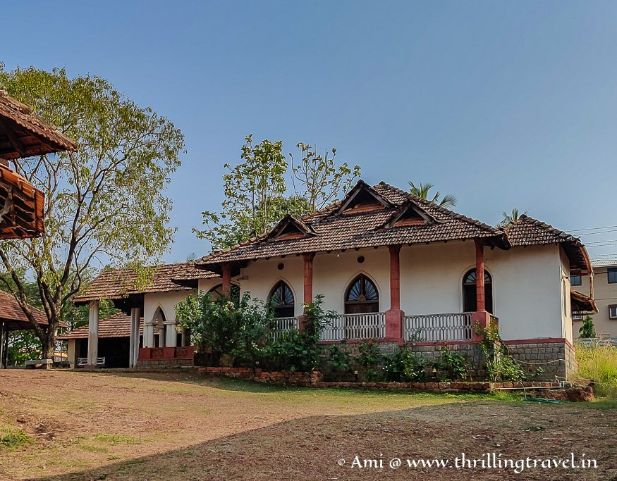 Mangalorean Christian Home - transplanted from Chikmagalur to the Hasta Shilpa Heritage Village