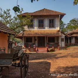Hasta Shilpa Heritage Village in Manipal