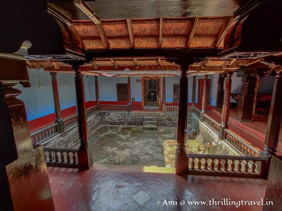 Inside the Jain Mutt of Varanga