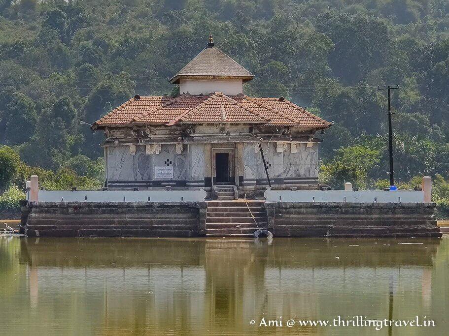 Varanga Basadi - a Jain Temple in Karnataka