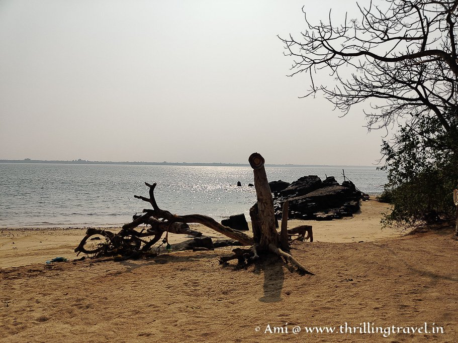 Picturesque settings at St Mary's island in Karnataka