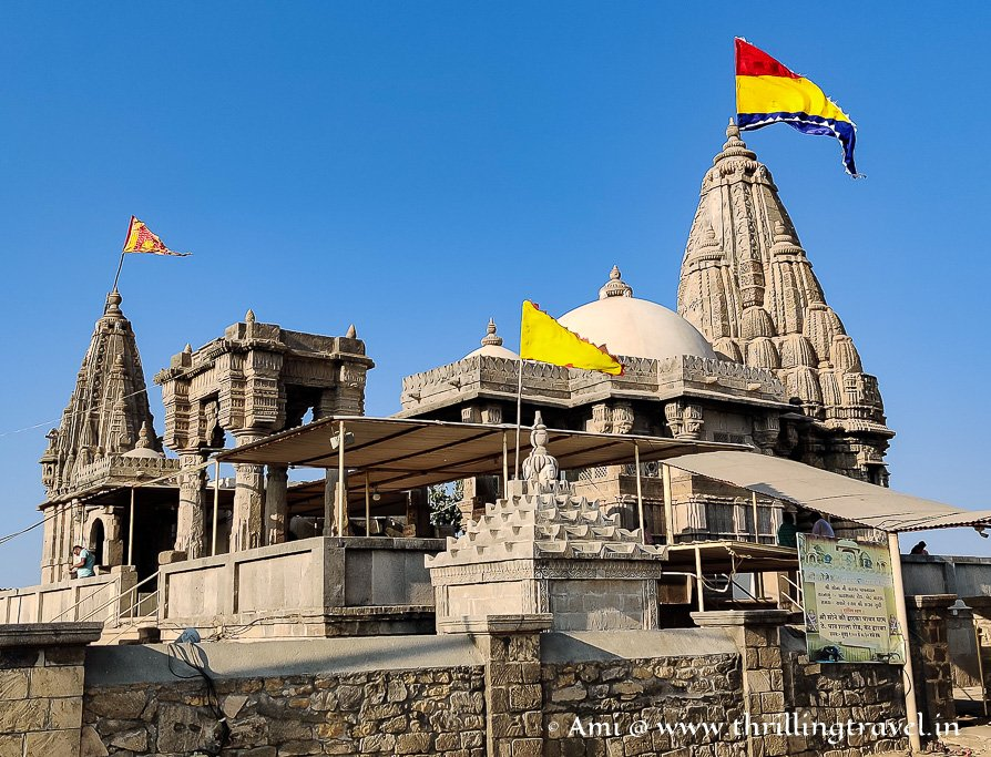 Rukmini Temple Dwarka - a treasure trove of stories from the life of the Queen of Dwarka