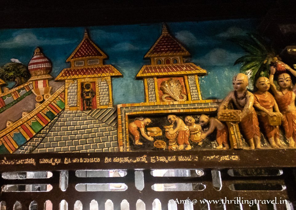 The Sultan's treasure being kept under the shrine -an interesting Udupi Krishna temple story