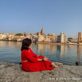 Gomti Ghats Dwarka - an exhibition of heritage, culture and nature