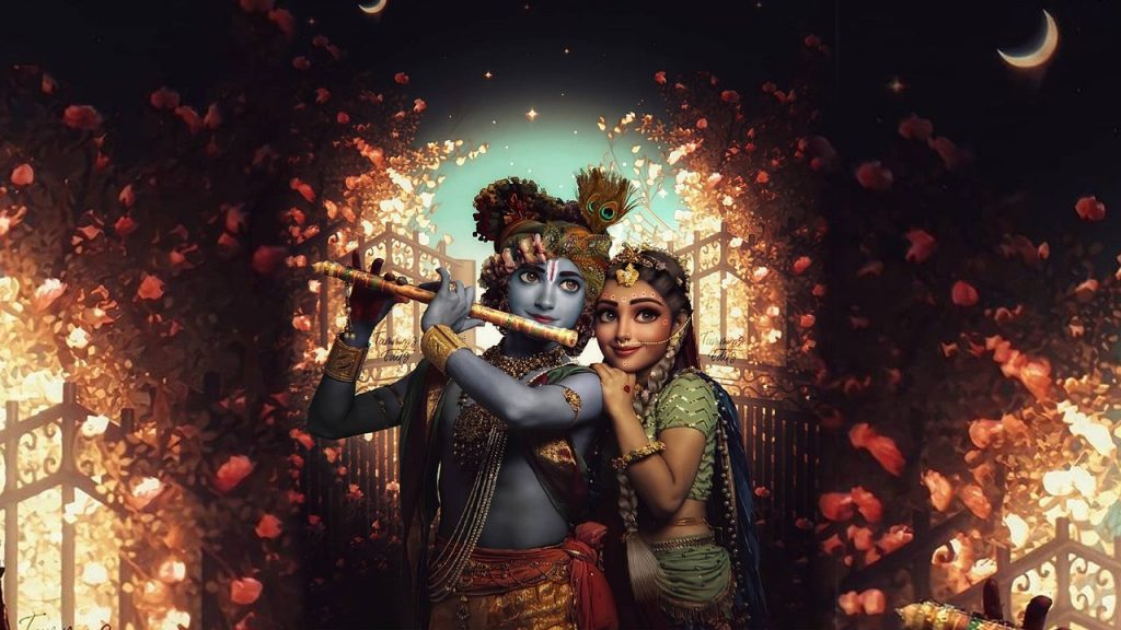 Radha-Krishna - an everlasting love story