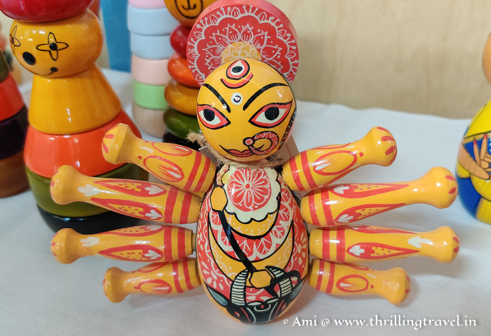 Channapatna dolls - they are quite popular during Dasara festival