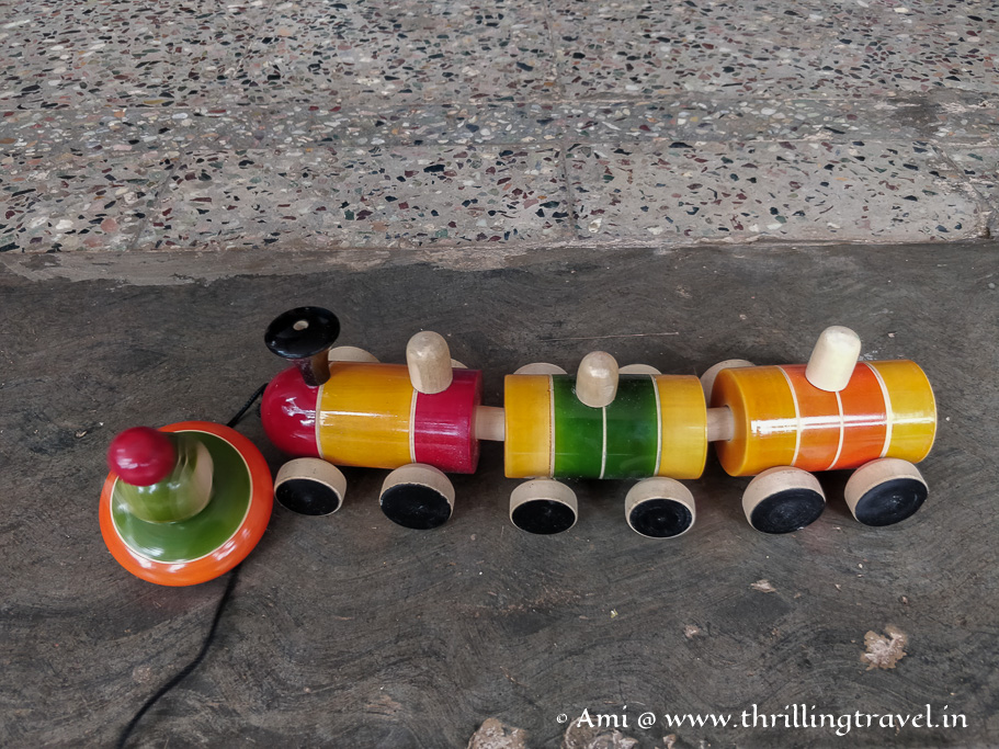 Channapatna toys - a heritage craft that has been around for 200 years
