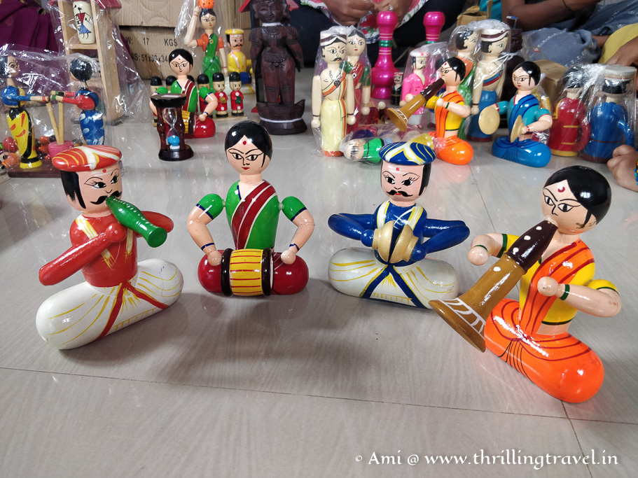Channapatna wooden toys