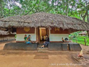 Malnad house at Janapada Loka