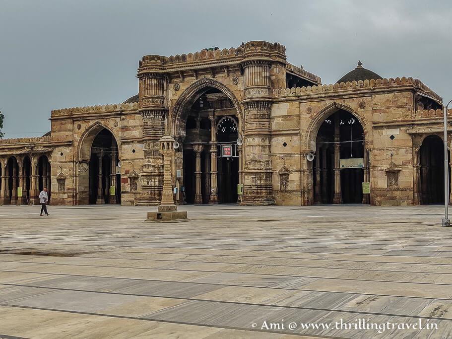 Jama Masjid in Ahmedabad