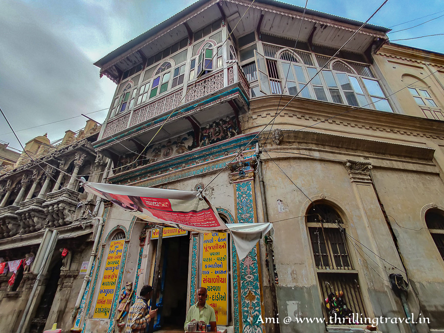Another beautiful home in Doshivada ni Pol, Ahmedabad