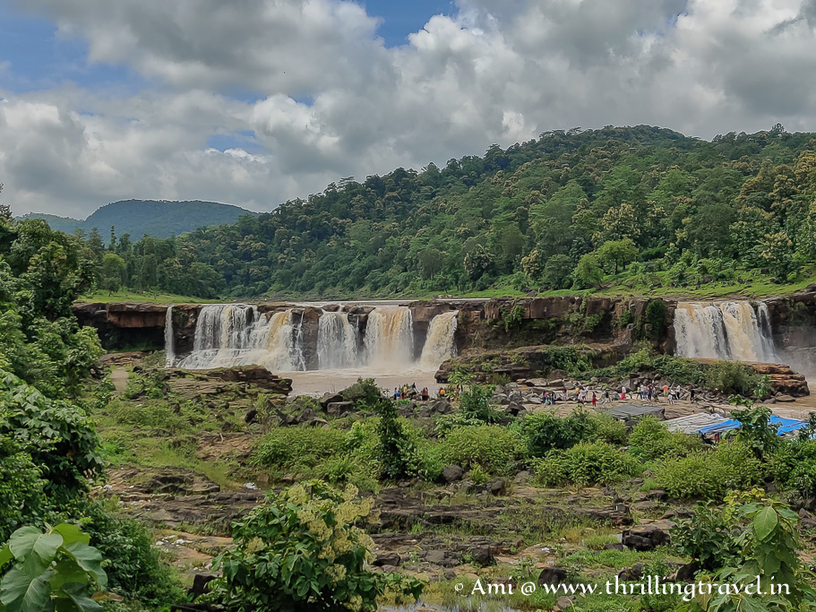 Gira waterfalls - one place that needs to be there on your Saputara itinerary