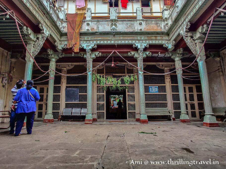 Kala Ramji Temple in Ahmedabad