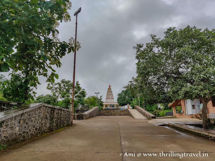 Shabri Dham - an interesting place to visit near Saputara