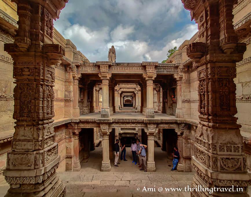 Adalaj ni Vav near Ahmedabad
